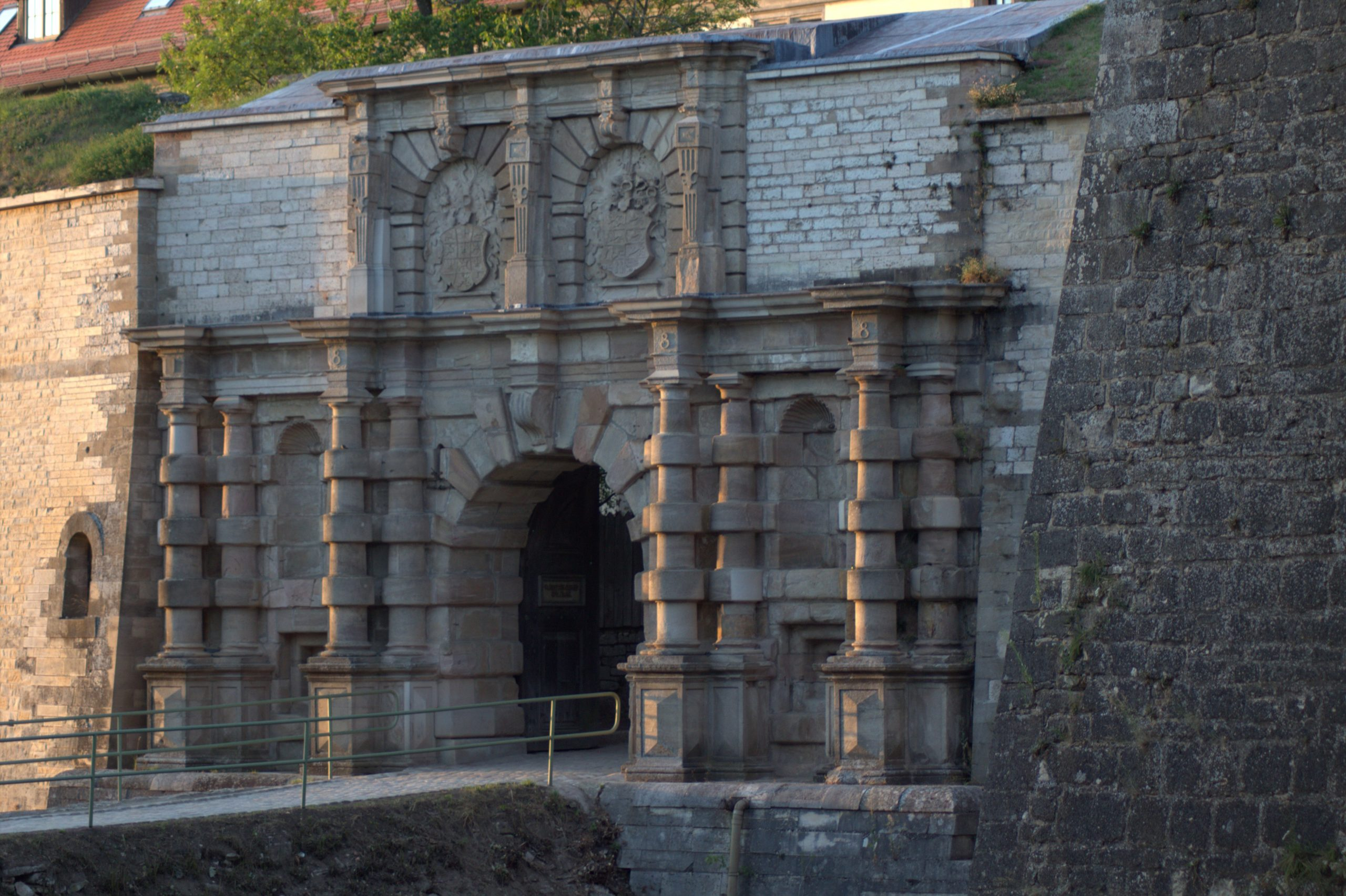 Festung Wülzburg bei Weißenburg