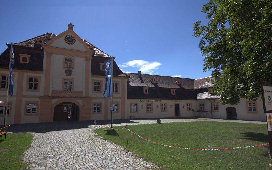 Fürst Carl Schlossbrauerei und Bräustüberl in Ellingen
