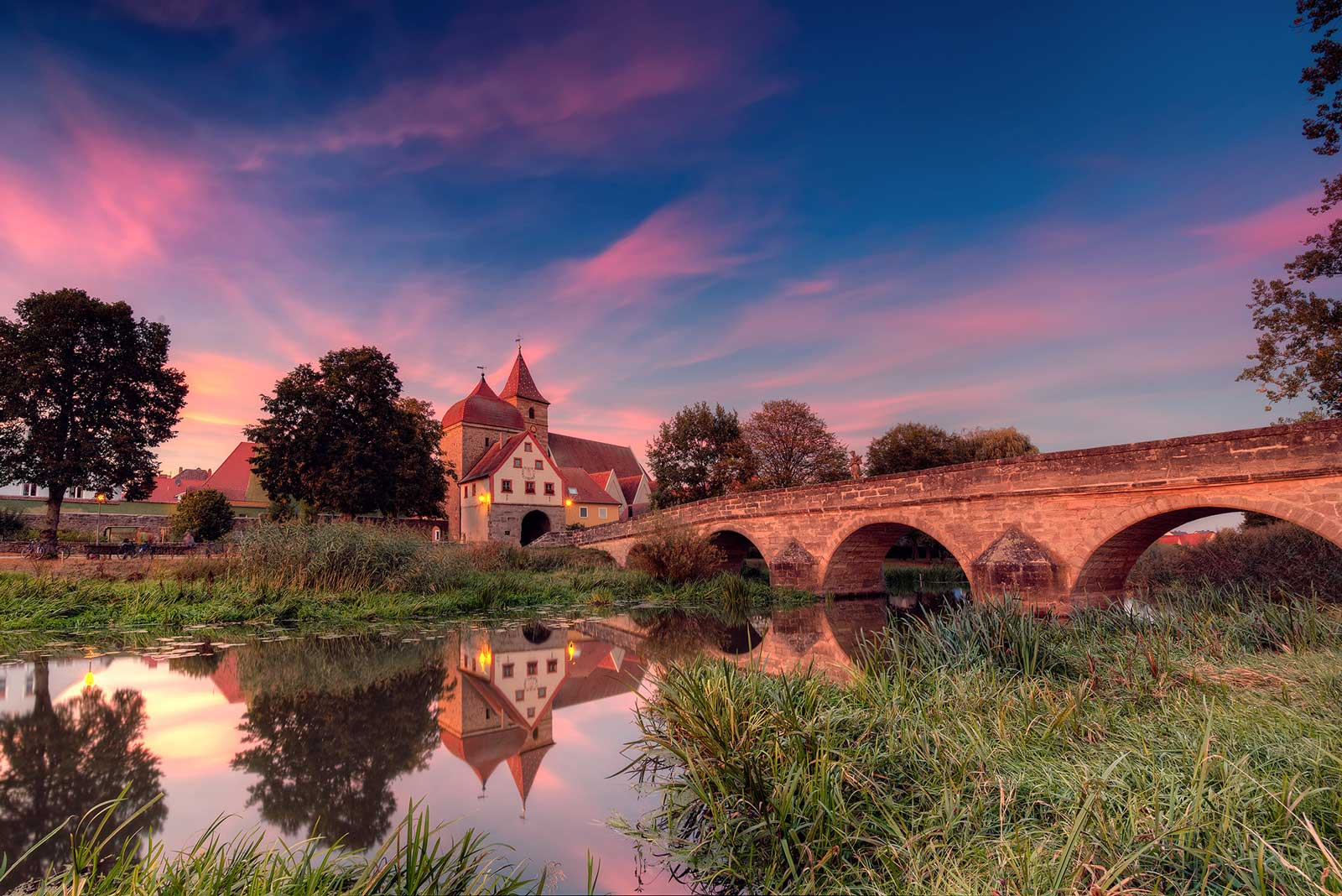 Ornbau – Das Tor zum Fränkischen Seenland