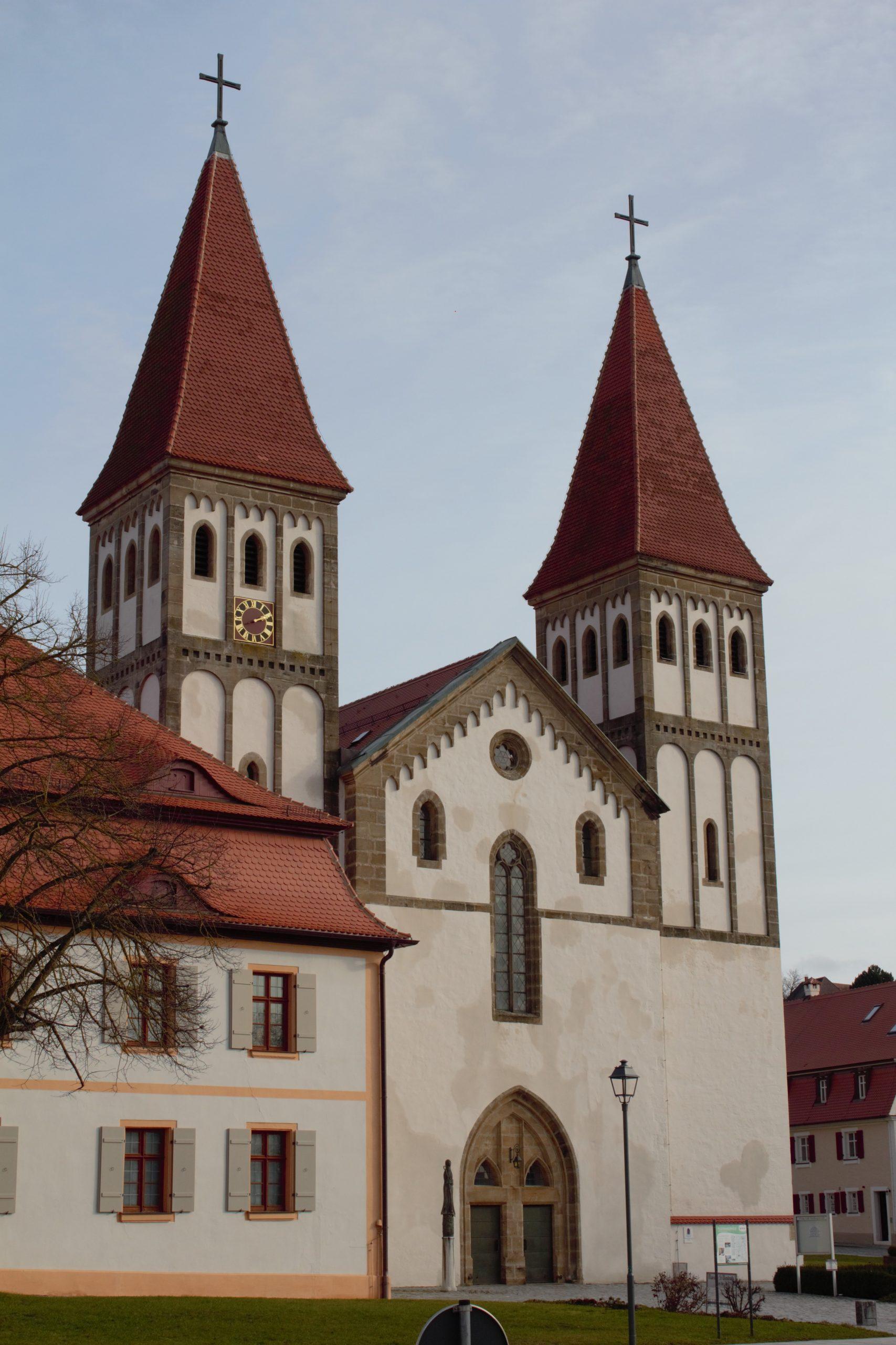 Kloster Heidenheim – Heidenheim am Hahnenkamm