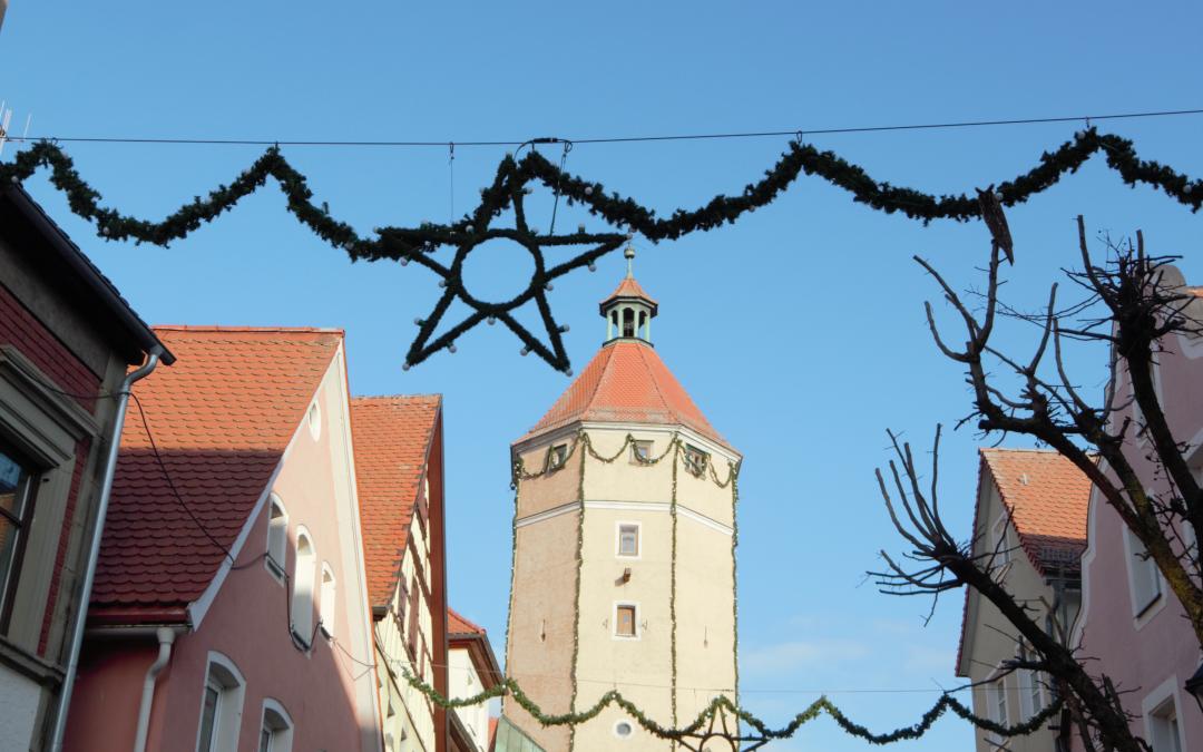 Gunzenhausen – die Stadt am Altmühlsee