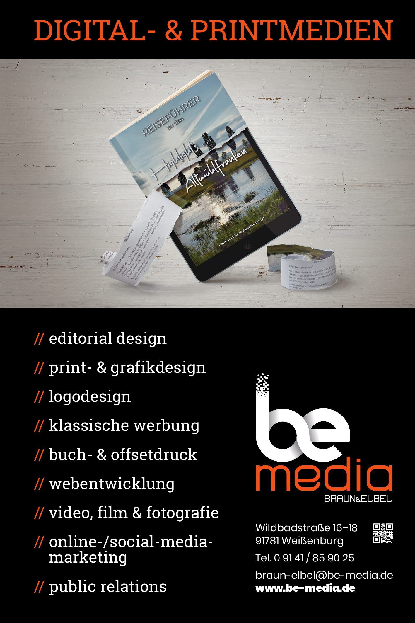 be media Werbeagentur
