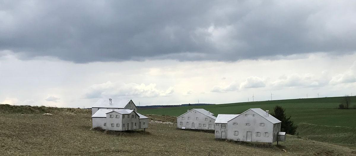 """""""Das verlorene Dorf"""" bei Wengen"""