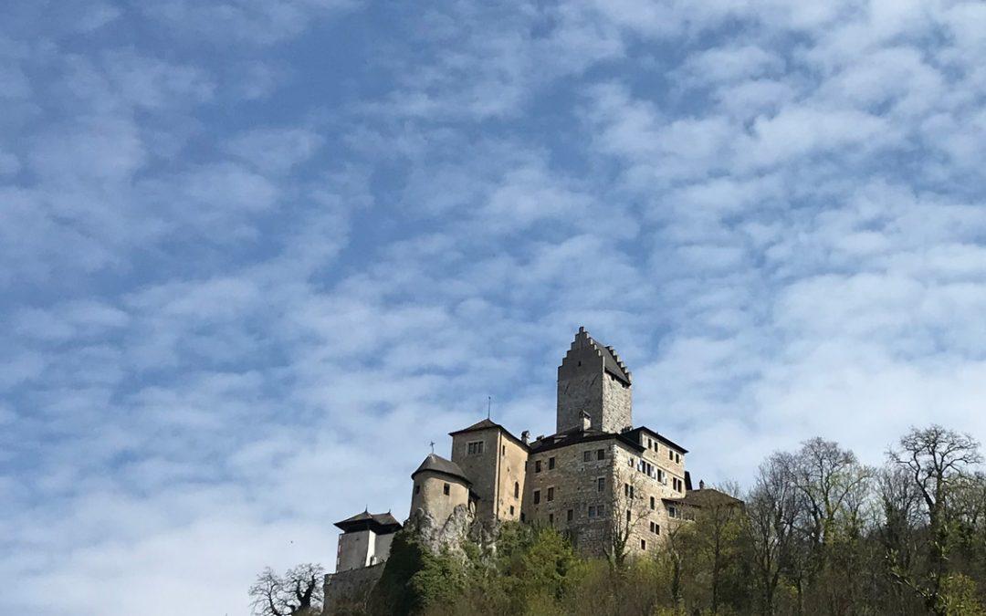 Altmühltal – Schmetterlinge, Schloss und Burg