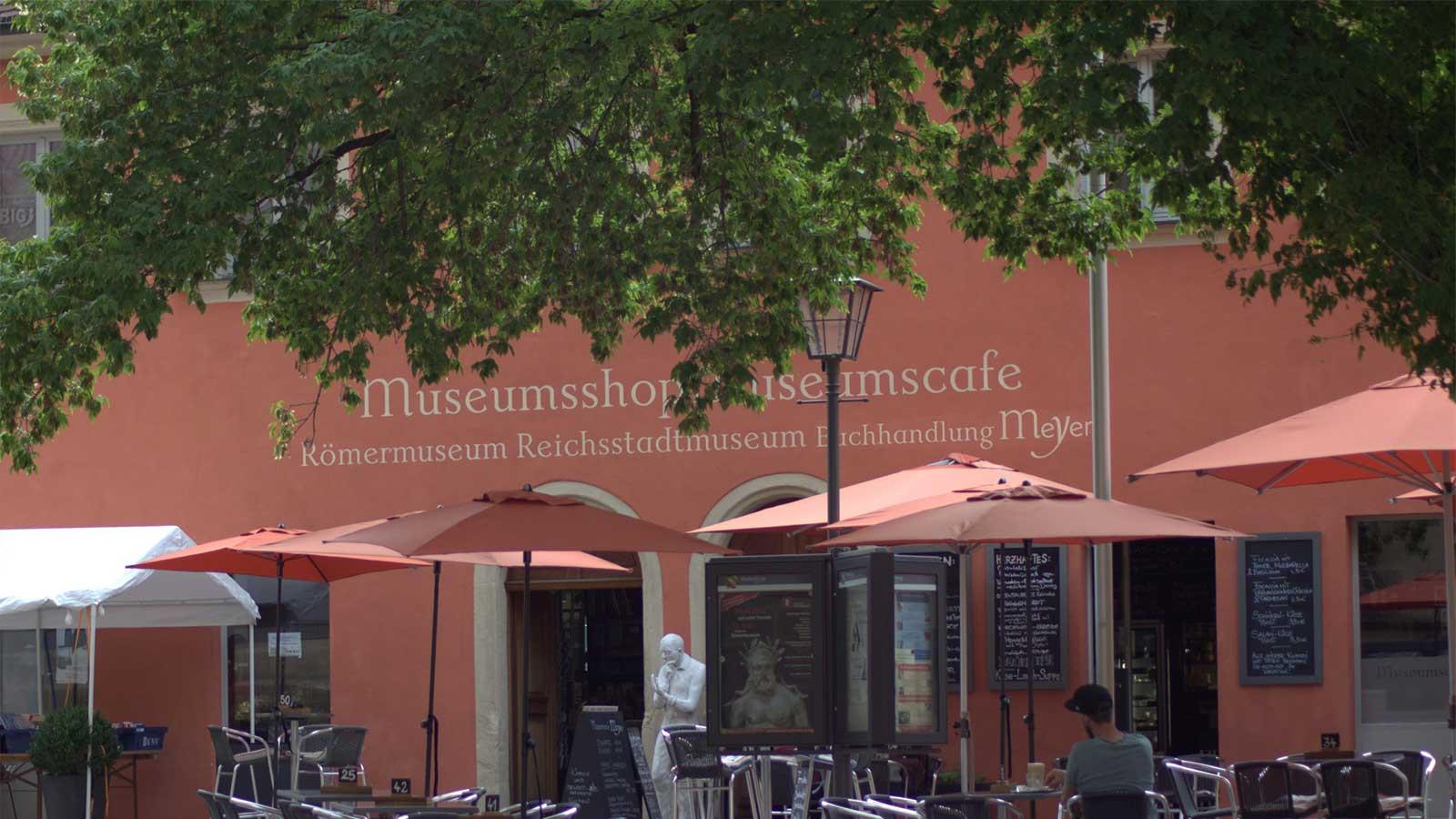 Museumscafé Meyer Weißenburg