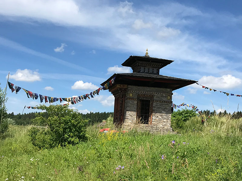 dennenlohe pagode