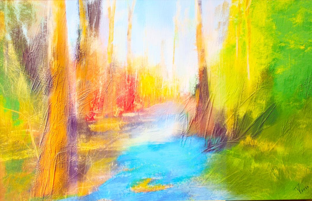 Peter Vogel - digitale Malerei