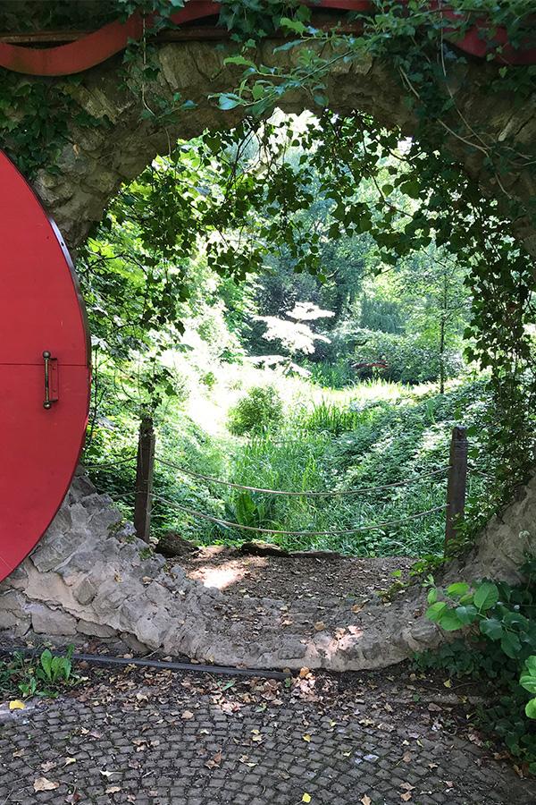 Schlosspark Dennenlohe – ein Muss für jeden Gartenfreund