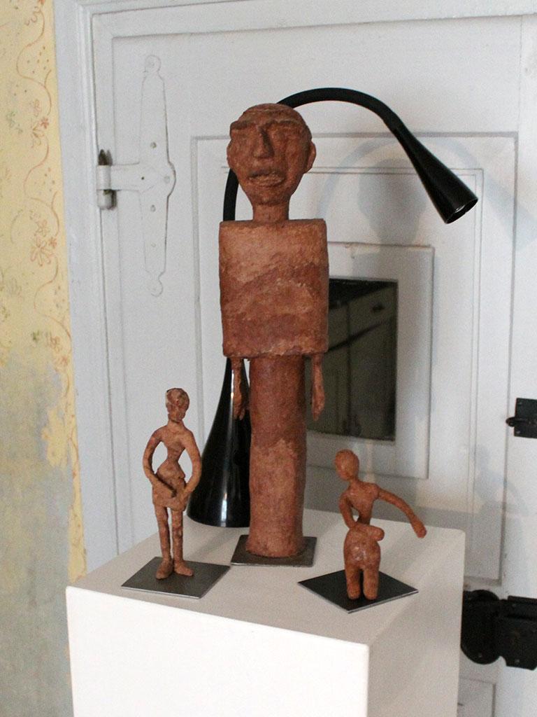 Barbara Dahms - Pulp Art