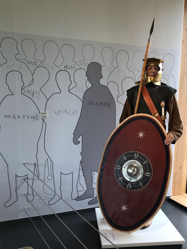 roemischer soldat