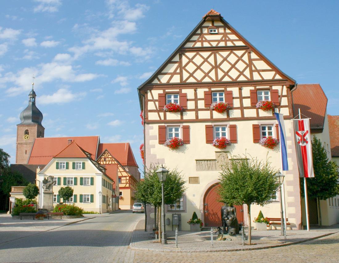 Krautstadt Merkendorf
